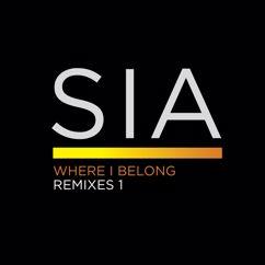 Sia: Where I Belong Remixes 1