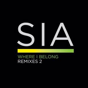 Sia: Where I Belong Remixes 2