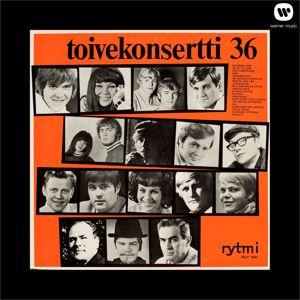 Various Artists: Toivekonsertti 36