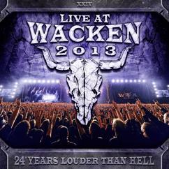 Various Artists: Live At Wacken 2013
