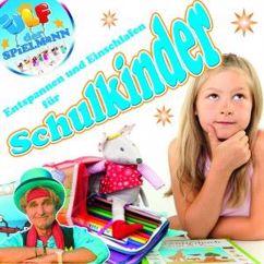 Ulf der Spielmann: Entspannen und Einschlafen für Schulkinder