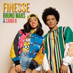 Bruno Mars, Cardi B: Finesse (Remix) [feat. Cardi B]