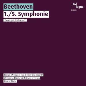 Gustav Kuhn & Haydn Orchester von Bozen und Trient: Beethoven: 1./5. Symphonie