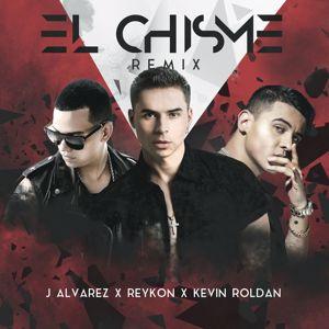 Reykon: El Chisme (feat. J Alvarez & Kevin Roldan) (Remix)