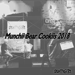 DENPAGIRL: Munchii Bear Cookiis 2018