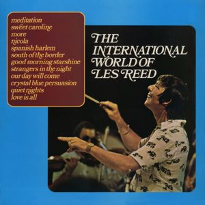 Les Reed & His Orchestra & The Les Reed Sound: The International World of Les Reed