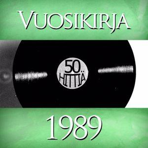 Various Artists: Vuosikirja 1989 - 50 hittiä