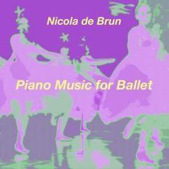 Nicola de Brun: Piano Music for Ballet No. 10, Exercise D: Fondu