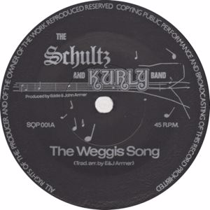 The Schultz and Kurly Band: The Weggis Song
