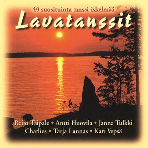 Various Artists: Lavatanssit - 40 Suosituinta tanssi-iskelmää