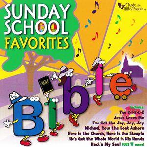 Music For Little People Choir: Sunday School Favorites