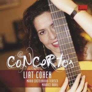 Liat Cohen: Concertos pour guitare