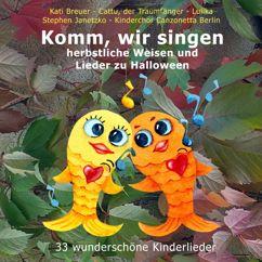 Various Artists: Komm, wir singen herbstliche Weisen und Lieder zu Halloween (33 wunderschöne Kinderlieder)