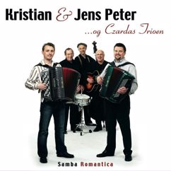 Kristian, Jens Peter, Czardas Trioen: Samba Romantica