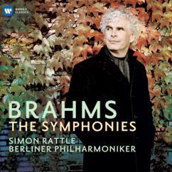 Sir Simon Rattle: Brahms: Symphony No. 2 in D Major, Op. 73: III. Allegretto grazioso (Quasi andantino)