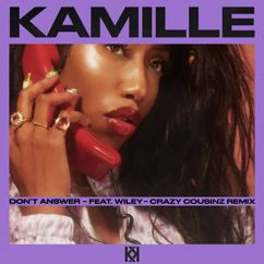 KAMILLE & Wiley: Don't Answer (Crazy Cousinz Remix)