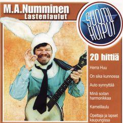 M.A. Numminen: Suomi Huiput (Lastenlaulut)