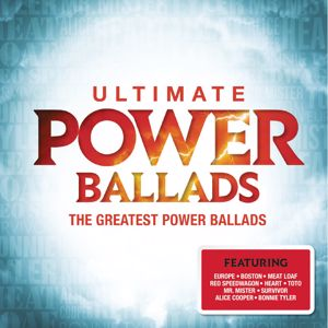 Various Artists: Ultimate... Power Ballads
