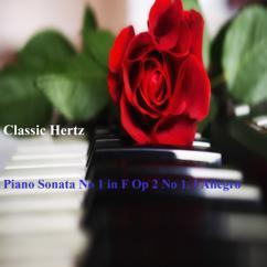 Classic Hertz: Piano Sonata No 1 in F, Op. 2 No 1. I Allegro