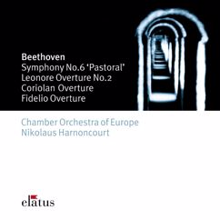 Nikolaus Harnoncourt & Chamber Orchestra of Europe: Beethoven : Symphony No.6, 'Pastoral' & Overtures (-  Elatus)