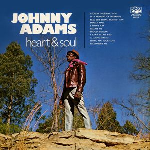 Johnny Adams: Heart and Soul