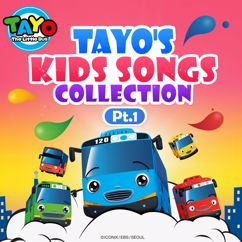 Tayo the Little Bus: Tayo's Kids Songs Collection, Pt. 1