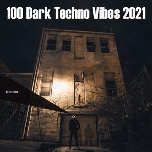 Various Artists: 100 Dark Techno Vibes 2021