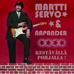 Martti Servo & Napander: Eiköhän kiitetä Riihelää