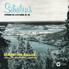 Herbert von Karajan, Philharmonia Orchestra: Sibelius: Symphony No. 6 in D Minor, Op. 104: III. Poco vivace