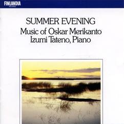 Izumi Tateno: Merikanto : Kesäillan valssi, Op. 1 No. 3 (Summer Evening Waltz)