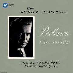 Hans Richter-Haaser: Beethoven: Piano Sonata No. 31 in A-Flat Major, Op. 110: II. Allegro molto