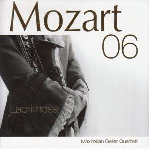 Maximilian Geller Quartet: Mozart 06: Lacrimosa (Arr. For Jazz Quartet)
