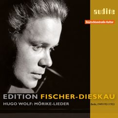 Dietrich Fischer-Dieskau, Hertha Klust & Rudolf Wille: Hugo Wolf: Mörike-Lieder