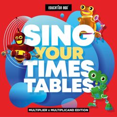 Education Box, Sing Your Times Tables: Sing Your Times Tables with Fizz, Buzz and Whizz