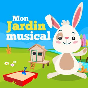 Mon jardin musical: Le jardin musical de Dominique (F)