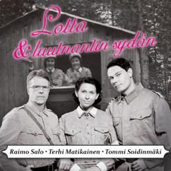 Terhi Matikainen: Ilta Skanssissa