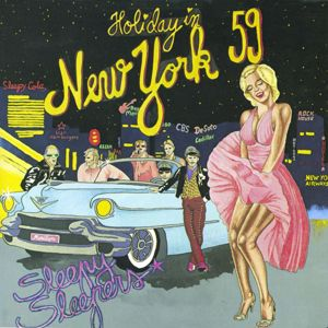 Sleepy Sleepers: Holiday In New York 59