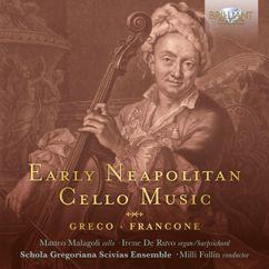 Schola Gregoriana Scivias Ensemble, Malagoli Matteo, Ruvo Irene De & Fullin Milli: Early Neapolitan Cello Music