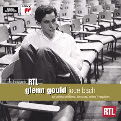 Glenn Gould: IV. Menuett, BWV 815a