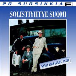 Solistiyhtye Suomi: Me kahvilassa istuttihin