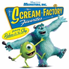 Riders In The Sky: Monsters, Inc. Scream Factory Favorites