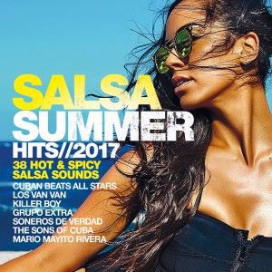 Various Artists: Salsa Summer Hits 2017