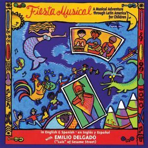 Various Artists: Fiesta Musical: A Musical Adventure Through Latin America For Children