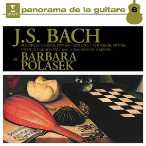 Barbara Polasek: Bach: Suite No. 1 in E Minor, BWV 996: V. Bourrée