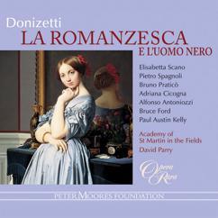 """David Parry: Donizetti: La romanzesca e l'uomo nero: """"Lascio l'ombre ed I fantasmi"""" (Filidoro, Antonia, All)"""