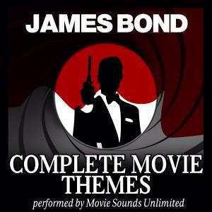 Movie Sounds Unlimited: James Bond - Complete Movie Themes