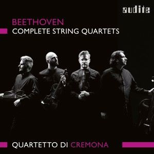 Quartetto di Cremona: String Quartet in C Major, Op. 59, No. 3: I. Introduzione (Andante con moto - Allegro vivace)