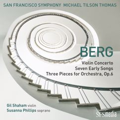 San Francisco Symphony, Michael Tilson Thomas: Berg: Violin Concerto: Allegro-Adagio