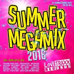 Various Artists: Summer Megamix 2016