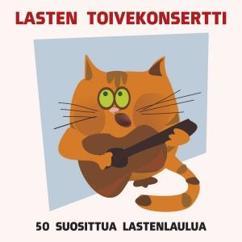 Various Artists: Lasten toivekonsertti - 50 suosittua lastenlaulua